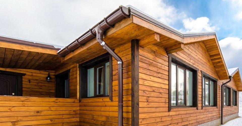 О деревянных фасадах домов